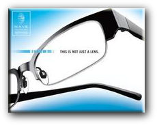 A high quality brand of progressive lenses that enable you to see near, far and everything in between.
